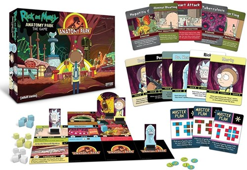 Rick and Morty Anatomy Park-2