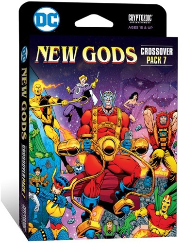 DC Deck Building Game - Crossover Pack 7 New Gods