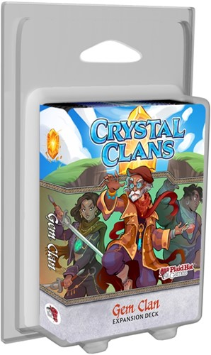 Crystal Clans - Gem Clan Deck