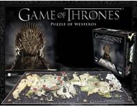 4D Puzzle - Game of Thrones (1500 stukjes)-3