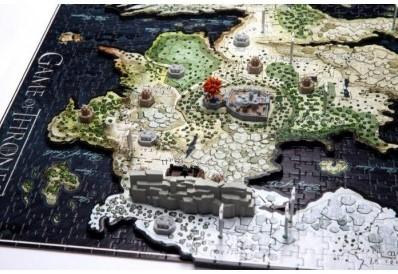 4d Puzzle Game Of Thrones 1500 Stukjes Kopen Bij