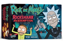Rick and Morty DBG The Rickshank Redemption