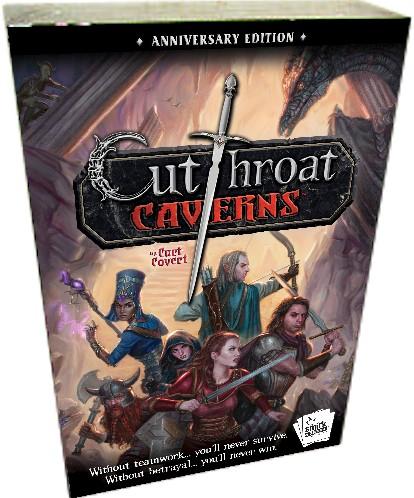 Cutthroat Caverns - Anniversary Edition