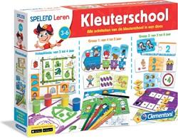Leerspel Kleuterschool