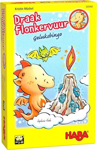 Draak Flonkervuur - Geluksbingo