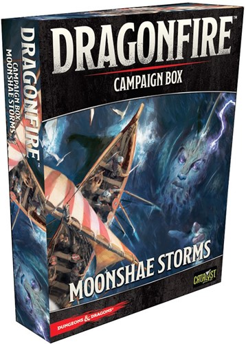 Dragonfire - Moonshae Storms
