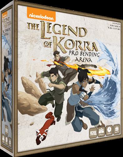 The Legend of Korra Pro Bending Arena