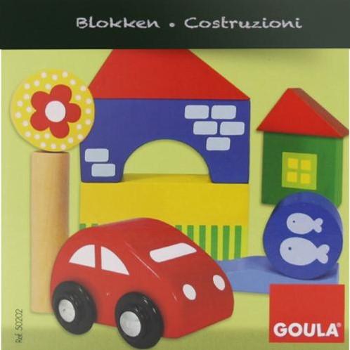 Goula Bouwpakket met 26 Bouwstenen-2