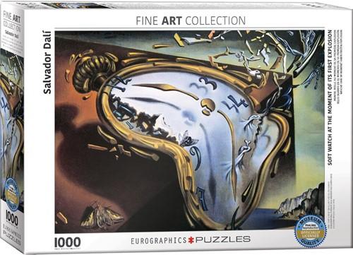 Dali - Melting Clocks Puzzel (1000 stukjes)
