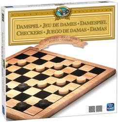 Houten Damspel