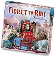 Ticket To Ride - Asia Uitbreiding