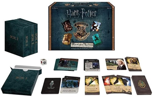 Harry Potter Hogwarts Battle The Monster Box-2