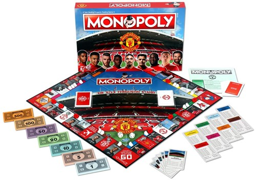 Monopoly - Manchester United 18/19-2