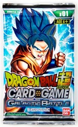 Dragon Ball Super - Galactic Battle Boosterpack
