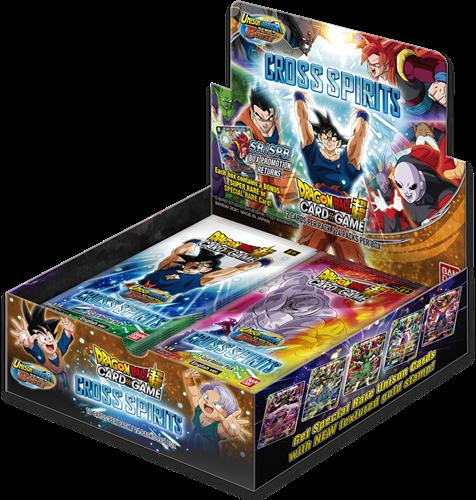 Dragon Ball Super - Cross Spirits Boosterbox