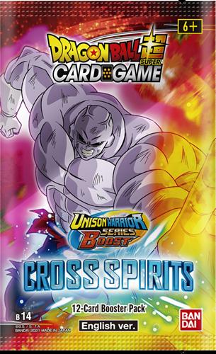 Dragon Ball Super - Cross Spirits Boosterpack