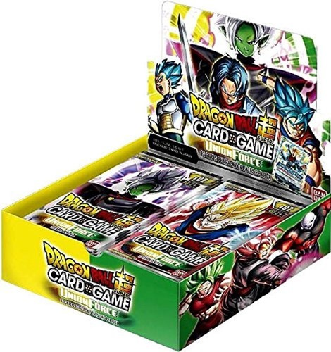 Dragon Ball Super Union Force Boosterbox