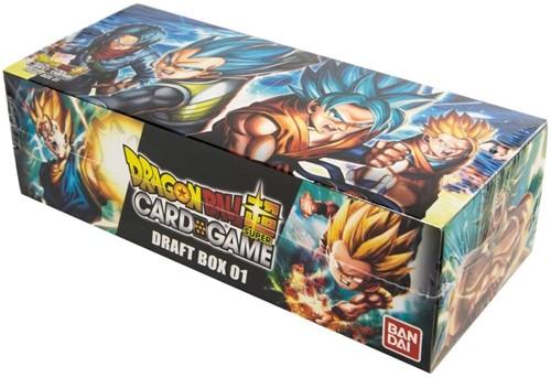 Dragon Ball Super - Draft Box 01