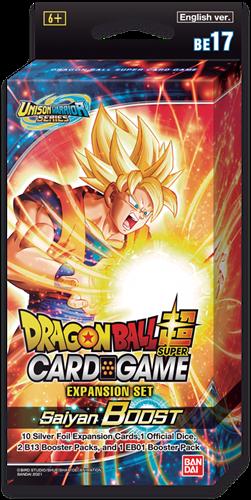 Dragon Ball Super - Expansion Set Saiyan Boost