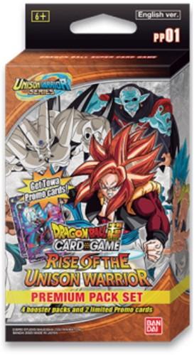 Dragon Ball Super - Rise of the Unison Warrior Premium Pack