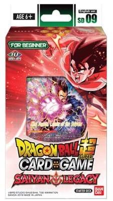 Dragon Ball Super - Saiyan Legacy Starter Deck