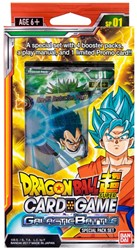 Dragon Ball Super - Galactic Battle Special Pack
