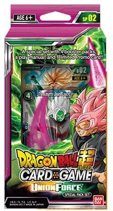 Dragon Ball Super Union Force Special Pack