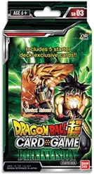 Dragon Ball Super Dark Invasion Starter Deck