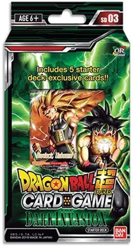 Dragon Ball Super Dark Invasion Starter Deck