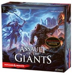 D&D - Assault of the Giants Premium Edition
