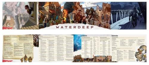 D&D Waterdeep Dragon Heist DM Screen-2