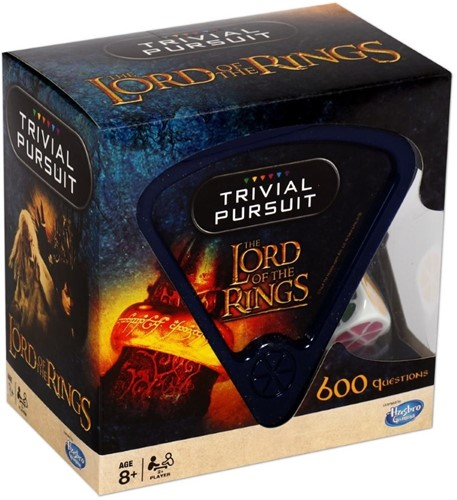Trivial Pursuit - Lord of the Rings
