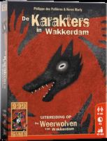 De Weerwolven van Wakkerdam: Karakters-1