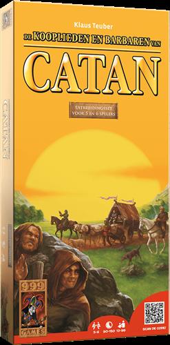Catan - Kooplieden & Barbaren 5/6 Spelers