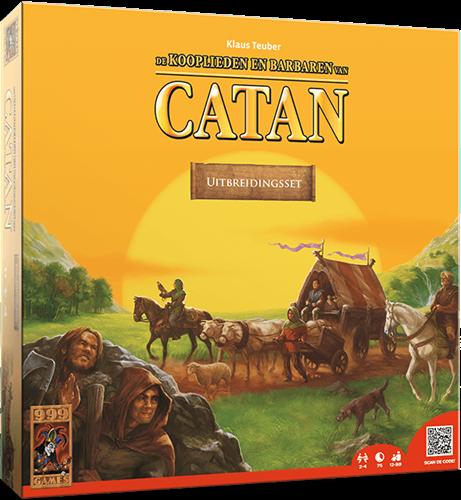 De Kolonisten van Catan: Kooplieden & Barbaren