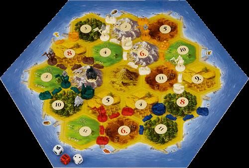 De Kolonisten van Catan: Steden en Ridders 5/6 Spelers-2