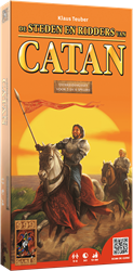 De Kolonisten van Catan: Steden en Ridders 5/6 Spelers