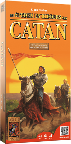 Catan - Steden en Ridders 5/6 Spelers