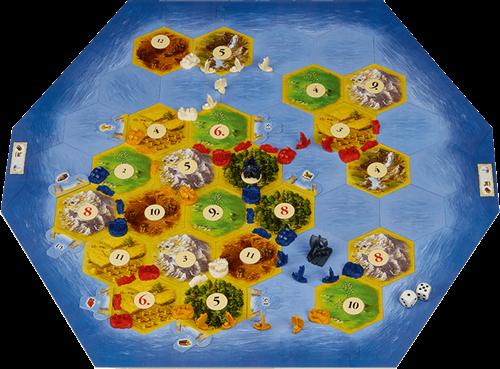 De Kolonisten van Catan - De Zeevaarders-2