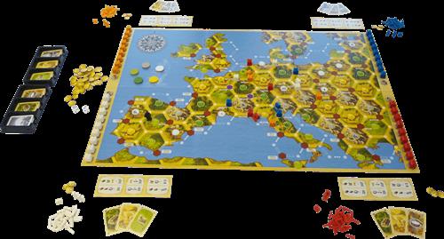De Kolonisten van Catan: Europa Ontwaakt-2