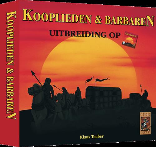 Kolonisten van Catan - Kooplieden en Barbaren