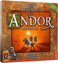 De Legenden van Andor - Bonus Box