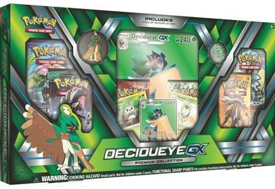 Pokemon Decidueye-GX Collection