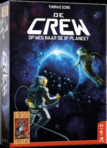 De Crew - Kaartspel (demo spel)