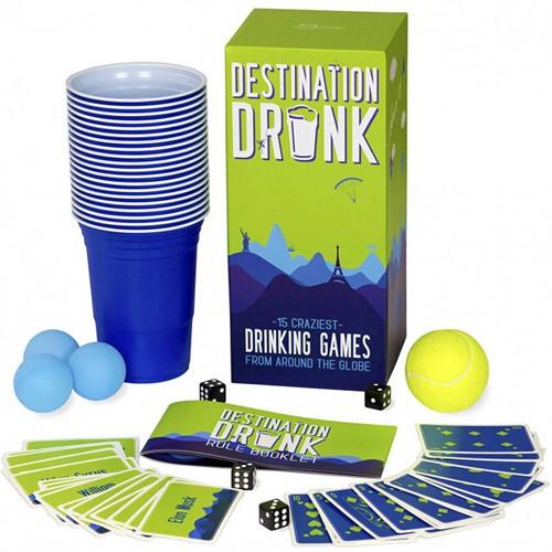 Destination Drunk - Drinking Games