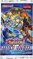 Yu-Gi-Oh Destiny Soldiers Boosterpack