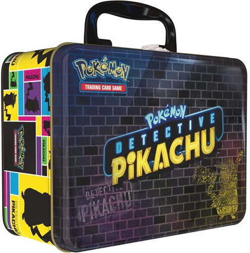 Pokemon Detective Pikachu Collector Chest