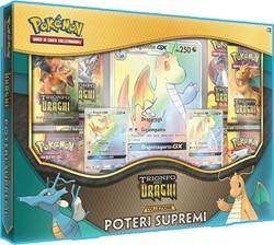 Pokemon Dragon Majesty Premium Powers Collection