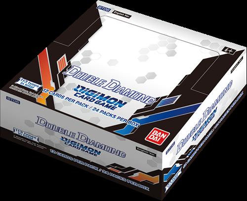 Digimon TCG S5 - Double Diamond Boosterbox