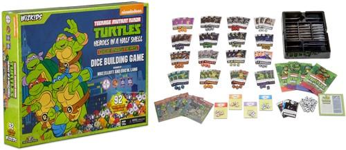 Ninja Turtles - Dice Masters Heroes in a Half Shell-2